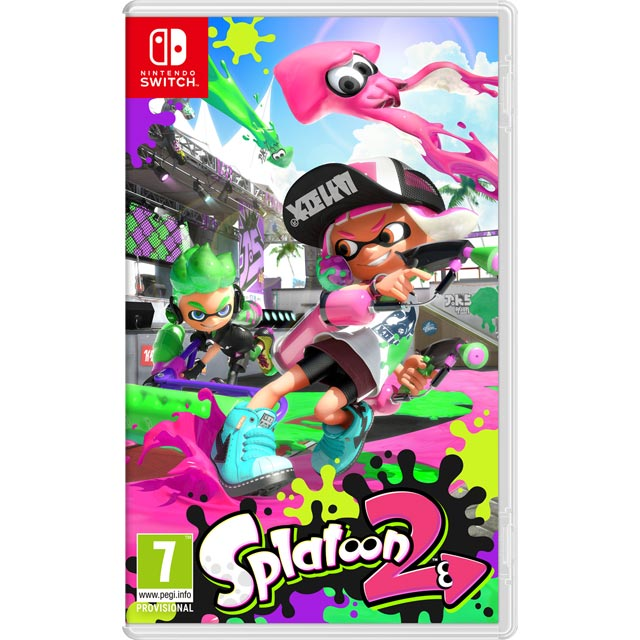 Splatoon 2 for Nintendo Switch - 2520546 - 1