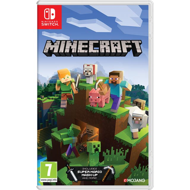 Minecraft for Nintendo Switch - 2520746 - 2520746 - 1