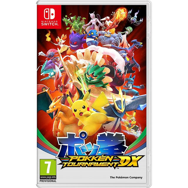 Pokkén Tournament DX for Nintendo Switch - 2521046 - 1