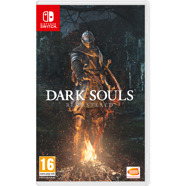 Dark Souls: Remastered for Nintendo Switch