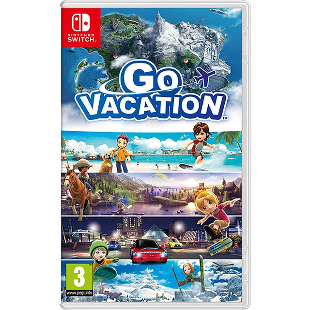 Go Vacation for Nintendo Switch - 2523946 - 1