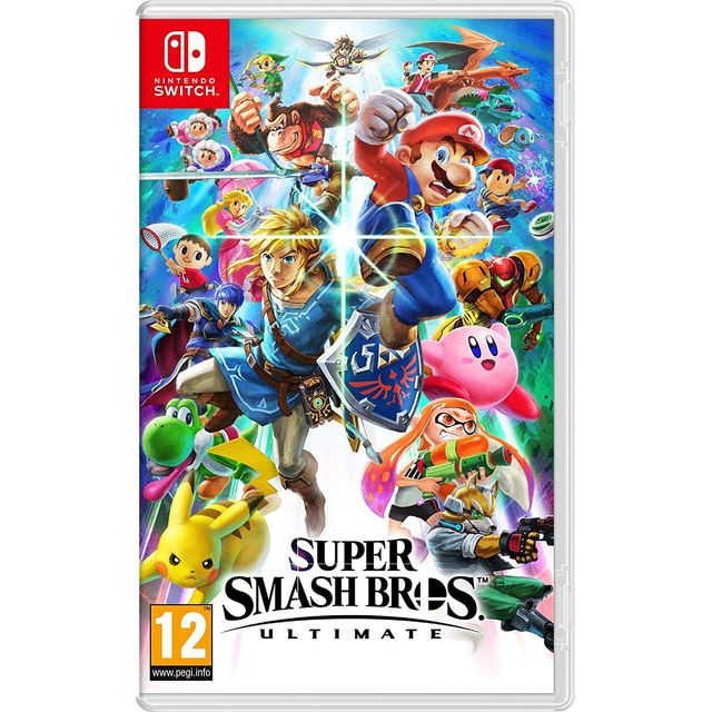 Super Smash Bros. Ultimate for Nintendo Switch - 2524546 - 2524546 - 1