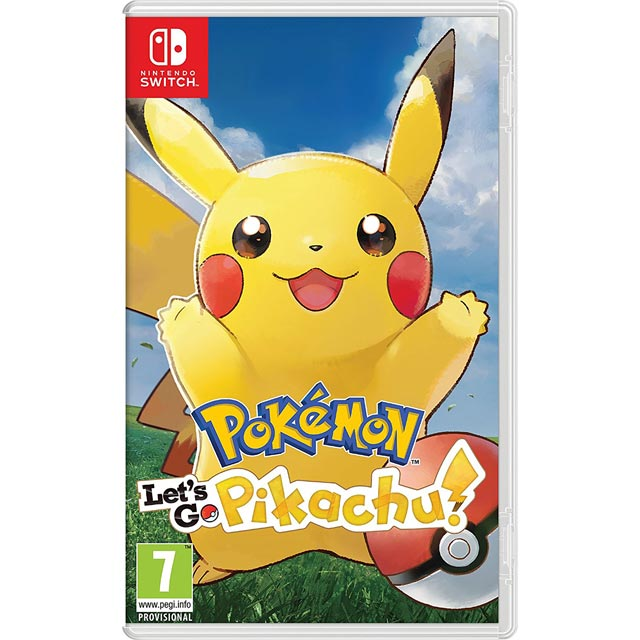 Pokemon: Let's Go! Pikachu! for Nintendo Switch - 2524846 - 1