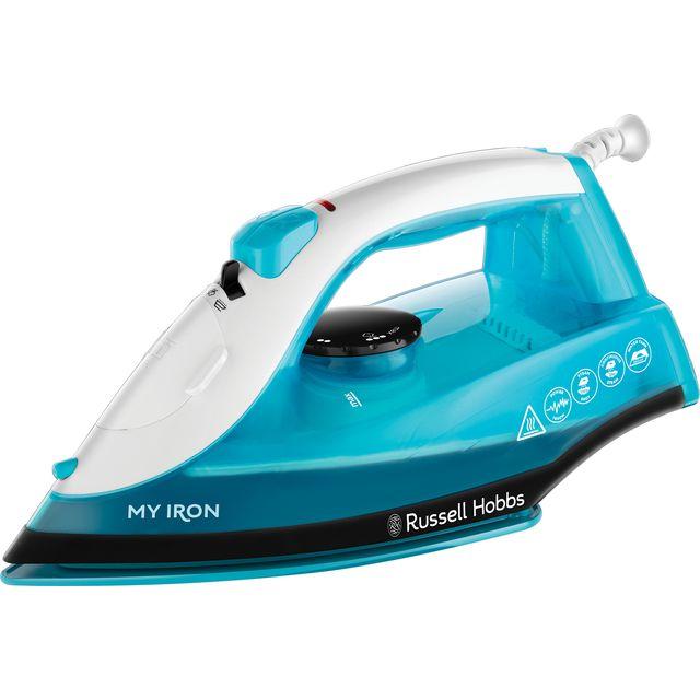 Russell Hobbs 25580 1800 Watt Iron -Blue