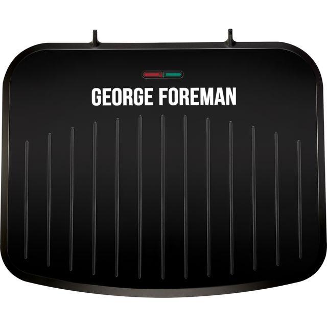 George Foreman Fit Grill - Medium 25810 Health Grill - Black