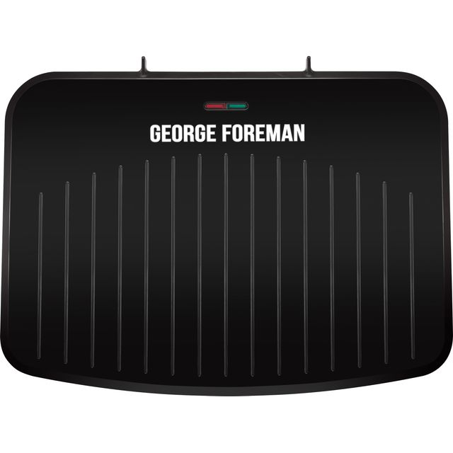 George Foreman Fit Grill - Large Health Grill - Black