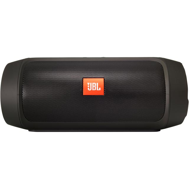 JBL Charge 2+ Portable Bluetooth Wireless Speaker - Black