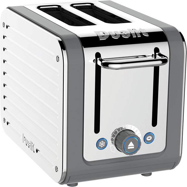 Dualit Architect 26526 2 Slice Toaster - Stainless Steel - 26526_SS - 1