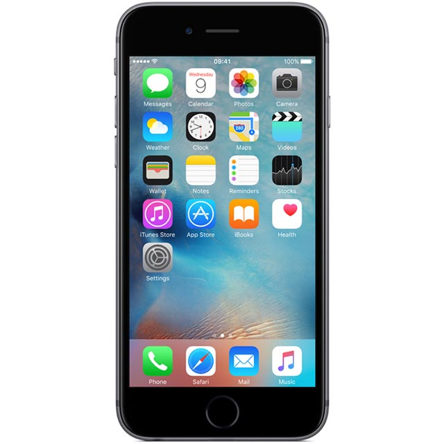 Apple Mobile iPhone 6S 275243 Mobile Phone Review