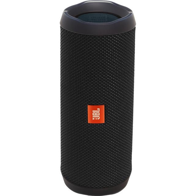 JBL FLIP 4 Portable Wireless Speaker - Black - 270747 - 1