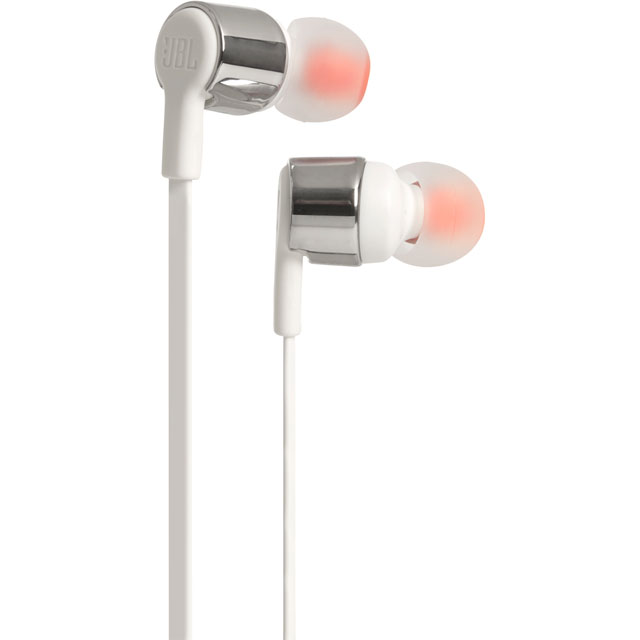 JBL T210 In-ear Headphones - Grey - 271940 - 1