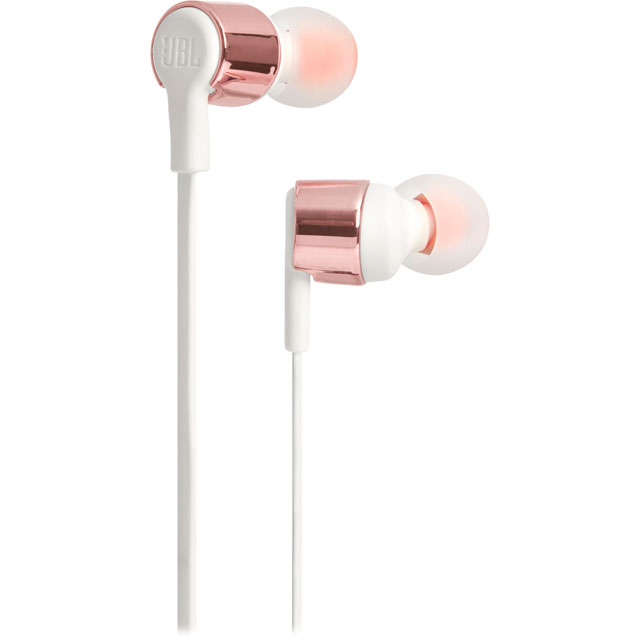 JBL T210 In-ear Headphones - Gold