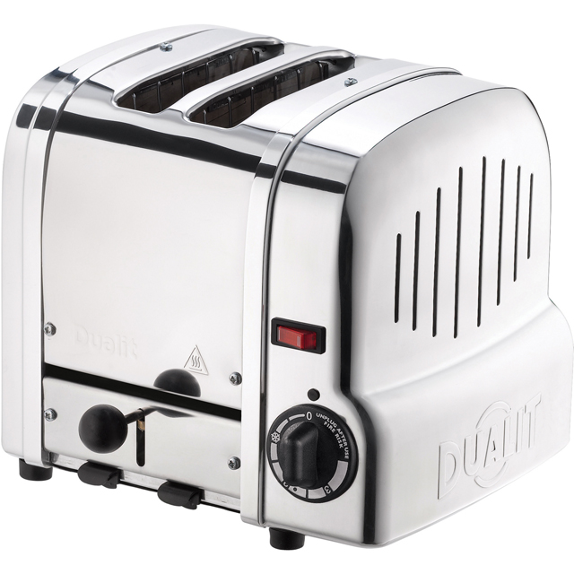 Dualit Classic Origins 27360 2 Slice Toaster - Polished Stainless Steel