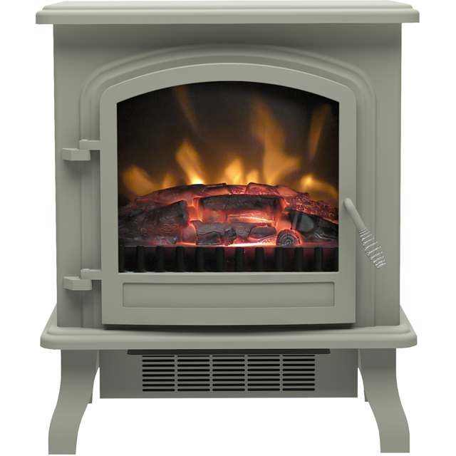 27502 Grey Bemodern Electric Stove Ao Com