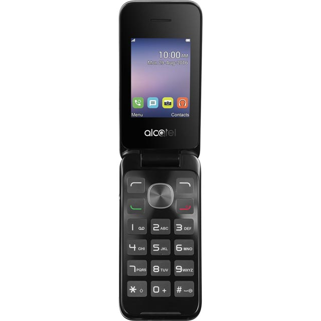 Alcatel 276380 Mobile Phone in Silver