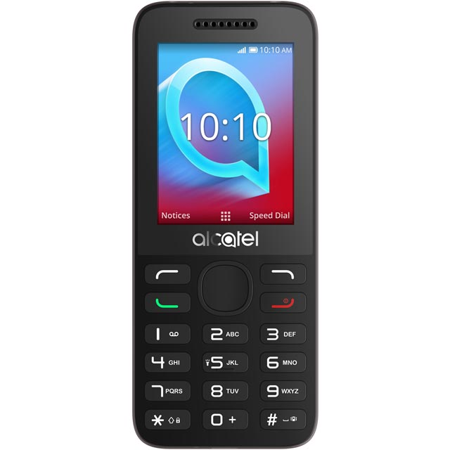 Alcatel 276382 Mobile Phone in Grey
