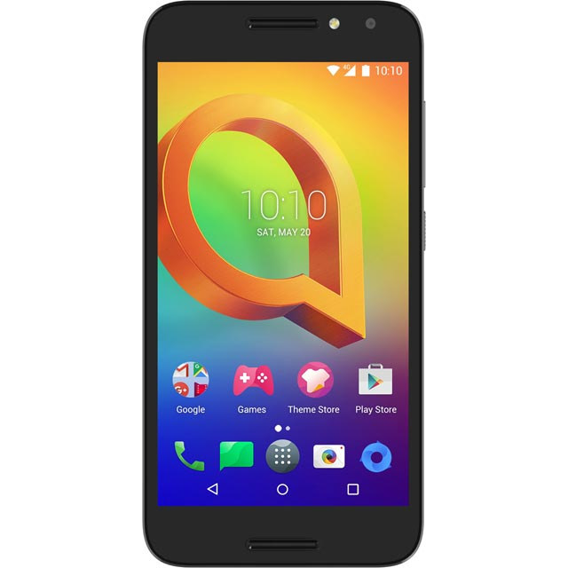 Alcatel A3 16GB Smartphone in Black