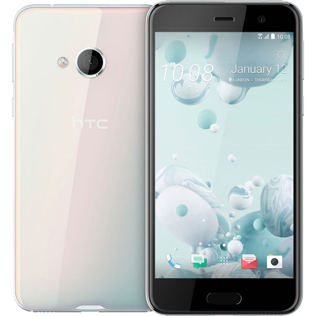 HTC U Ultra 64GB Smartphone in White