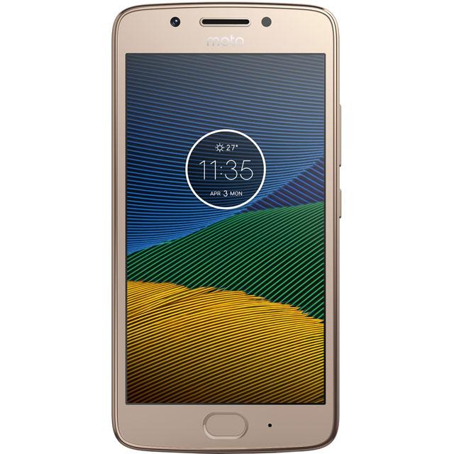 Motorola 276464 Mobile Phone in Gold