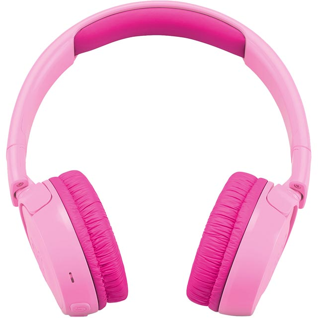 JBL JR300BT Kids Over-Ear Wireless Headphones - Pink - 277079 - 1