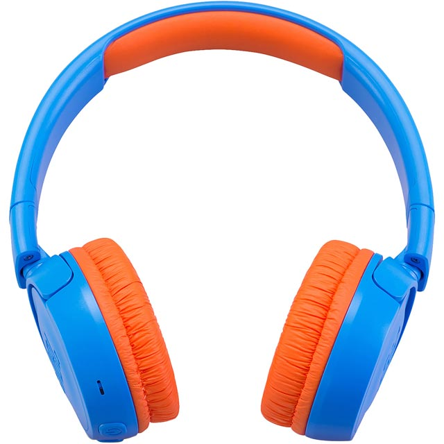 JBL JR300BT Kids Over-Ear Wireless Headphones - Blue - 277082 - 1