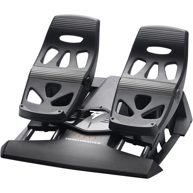 Thrustmaster T.Flight Rudder Pedals - Black - 2960764 - 1