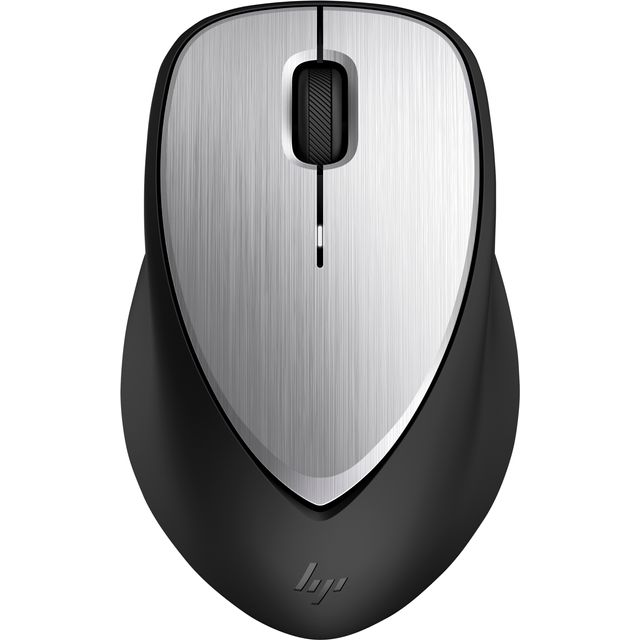 HP Envy 500 Wireless USB Laser Mouse - Black / Silver