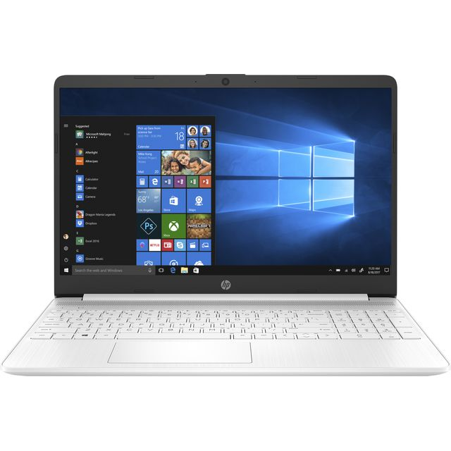 "HP 15S-EQ0031NA 15.6"" Laptop - White"