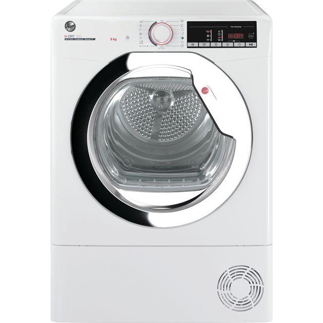 Hoover HLEC9TCG 9Kg Condenser Tumble Dryer - White