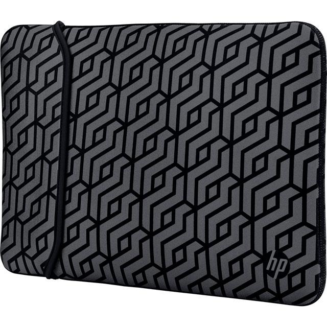 HP Chroma Geometric Laptop Bag in Black
