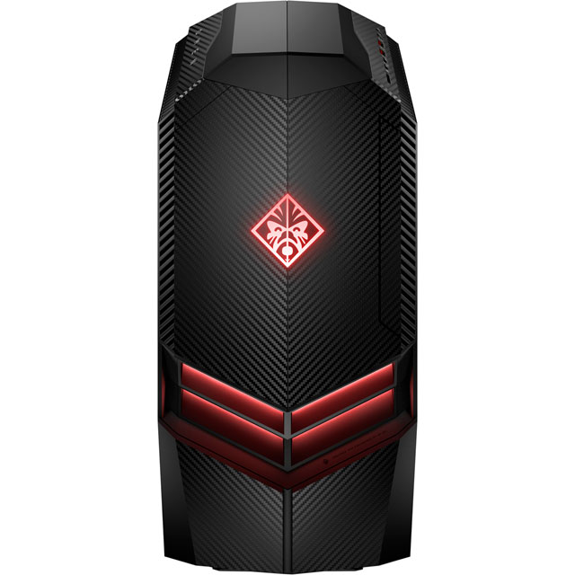 HP OMEN by HP 880-100na Gaming Tower - Black - 2XA63EA#ABU - 1