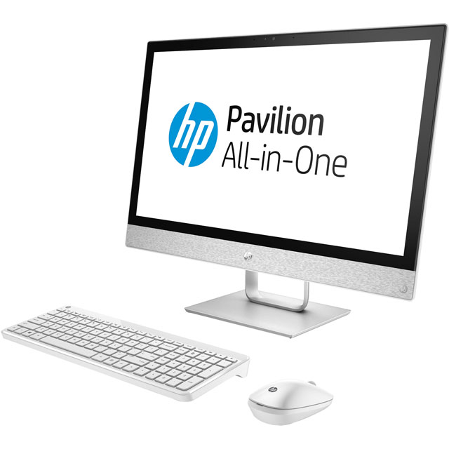 HP 2XC82EA#ABU Desktop Pc in Blizzard White