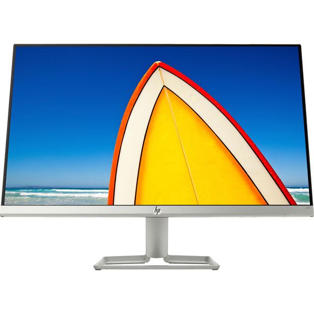 HP 24f 2XN60AA#ABU Monitor in Silver