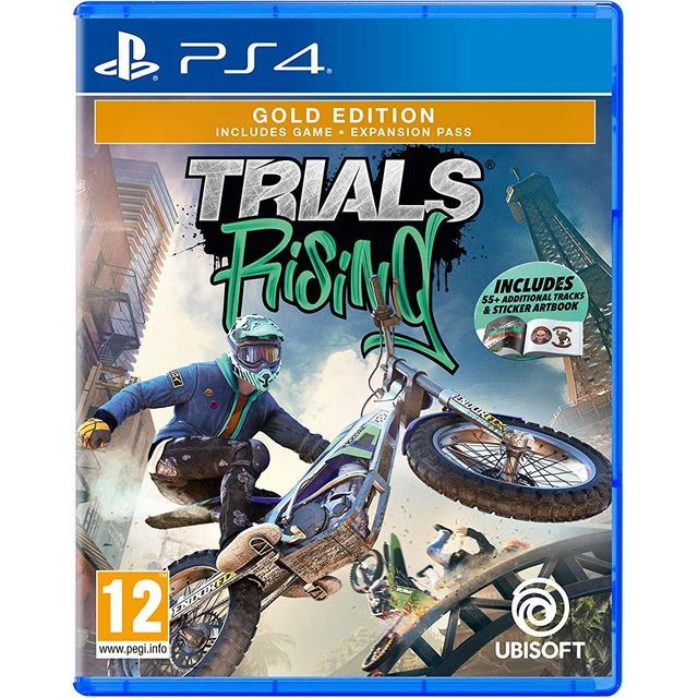 Trials Rising Gold Edition for Sony PlayStation - 300095835 - 1