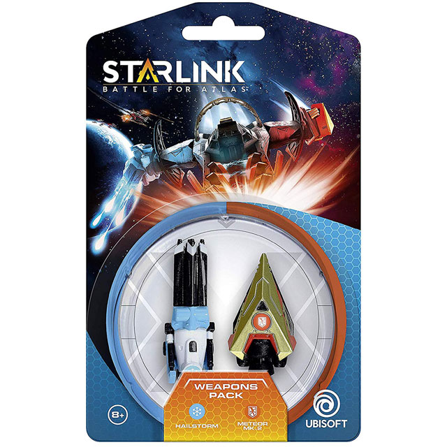 Starlink: Hailstorm and Meteor Mk.2 Weapon Pack for PlayStation 4, Xbox One and Nintendo Switch - 300096421 - 1