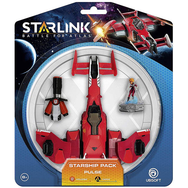 Starlink: Pulse Starship Pack for PlayStation 4, Xbox One and Nintendo Switch