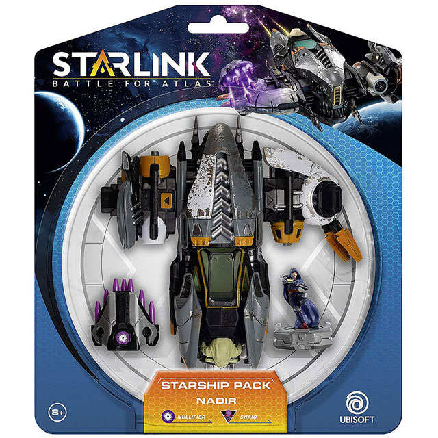 Starlink: Nadir Starship Pack for PlayStation 4, Xbox One and Nintendo Switch