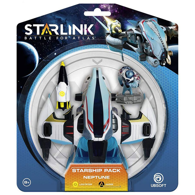 Starlink: Neptune Starship Pack for PlayStation 4, Xbox One and Nintendo Switch