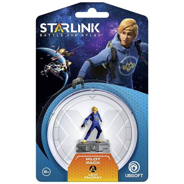 Starlink: Levi McCray Pilot Pack for PlayStation 4, Xbox One and Nintendo Switch