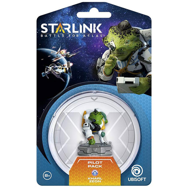 Starlink: Kharl Zeon Pilot Pack for PlayStation 4, Xbox One and Nintendo Switch