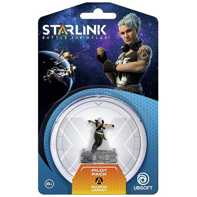 Starlink: Razor Lemay Pilot Pack for PlayStation 4, Xbox One and Nintendo Switch