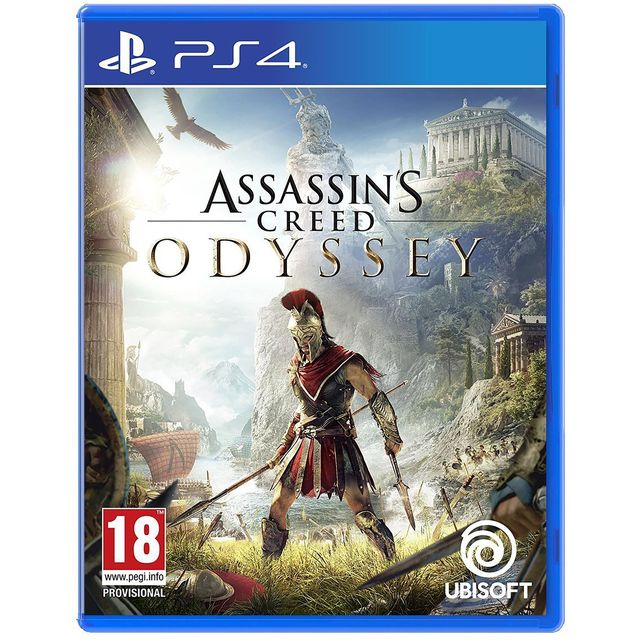 Assassins Creed Odyssey for PlayStation 4