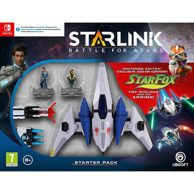 Starlink: Battle For Atlas Starter Bundle for Nintendo Switch