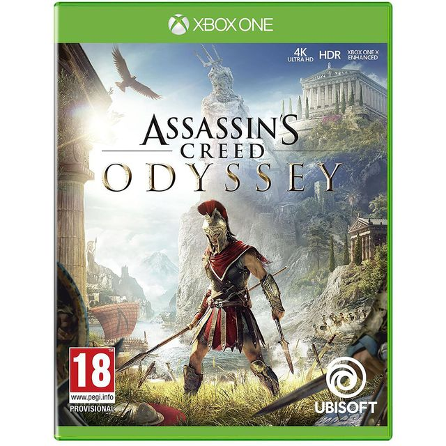 Assassins Creed Odyssey for Xbox One