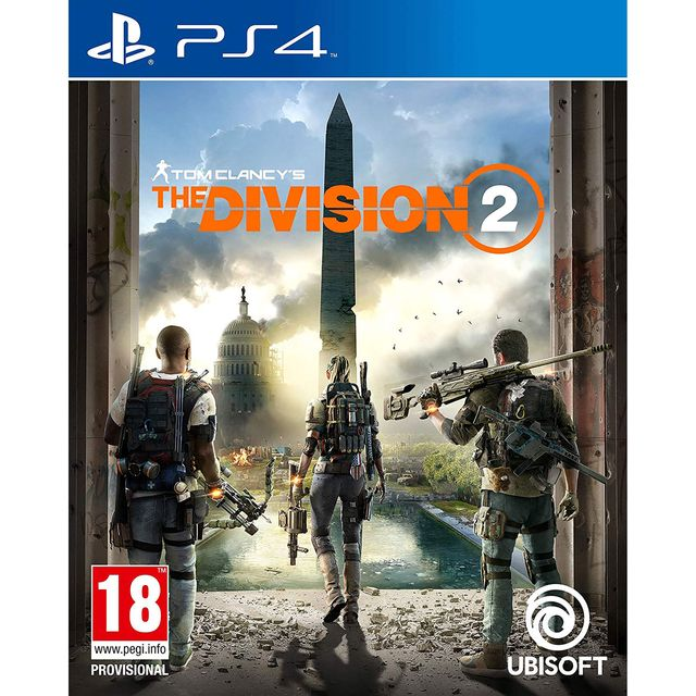 Tom Clancy's The Division 2 - Standard Edition for PlayStation 4
