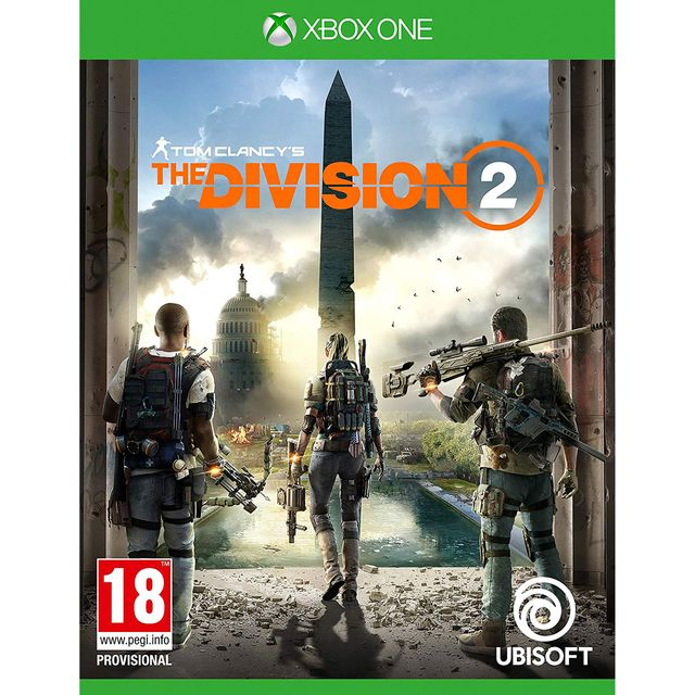 Tom Clancy's The Division 2 - Standard Edition for Xbox One [Enhanced for Xbox One X] - 300103168 - 1