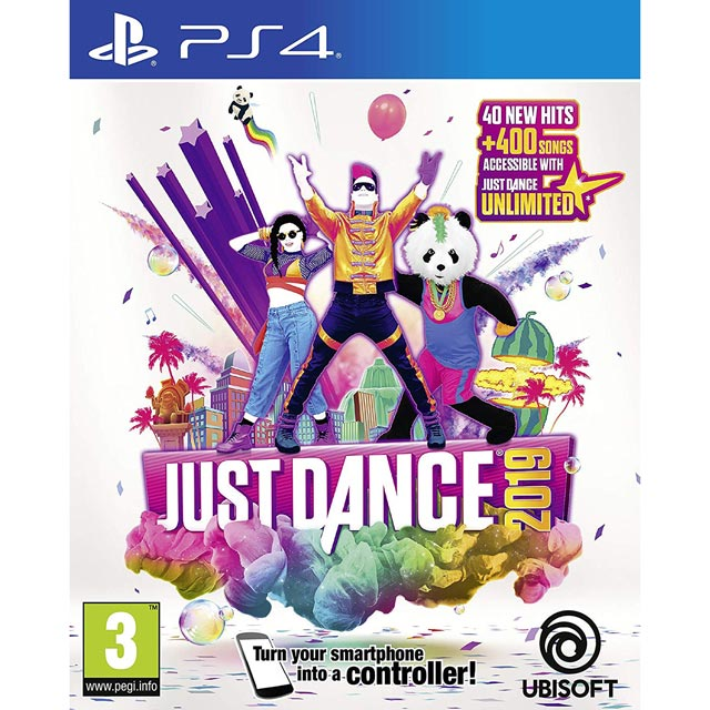 Sony PlayStation Just Dance 300103203 Games