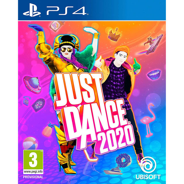 Just Dance 2020 for PlayStation 4