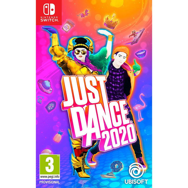 Just Dance 2020 for Nintendo Switch - 300109919 - 1