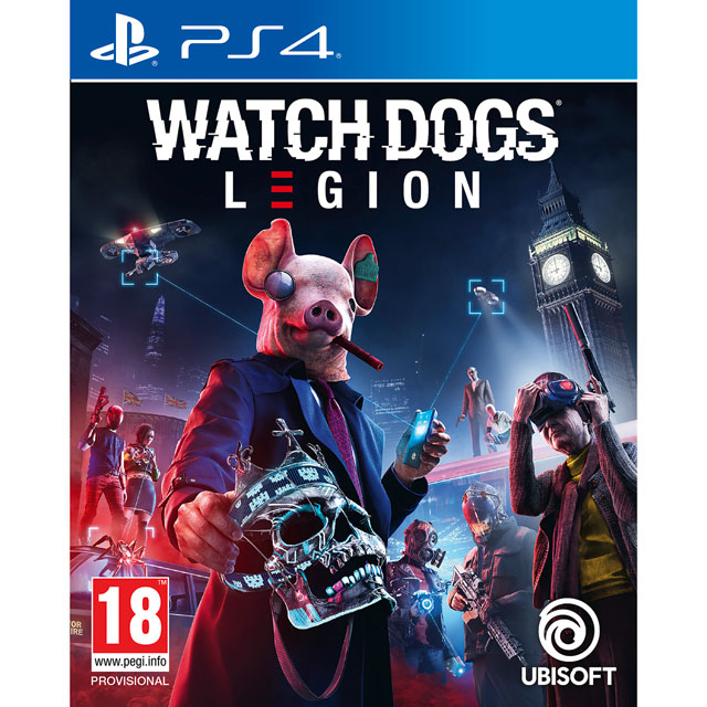 Watch Dogs Legion for PlayStation 4 - 300111218 - 1